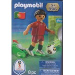 PLAYMOBIL 9517 FIFA WORLD CUP RUSSIA 2018 PORTUGAL NATIONAL TEAM PLAYER