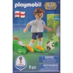PLAYMOBIL 9512 FIFA WORLD CUP RUSSIA 2018 ENGLAND NATIONAL TEAM PLAYER