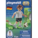 PLAYMOBIL 9511 FIFA WORLD CUP RUSSIA 2018 GERMANY NATIONAL TEAM PLAYER
