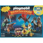 PLAYMOBIL CALENDARIO DELL'AVVENTO 5493 BATTAGLIA PER IL TESORO DEL DRAGO