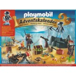 PLAYMOBIL ADVENT CALENDAR 6625 PIRATE TREASURE ISLAND