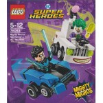 LEGO SUPER HEROES 76093 MIGHTY MICROS : NIGHTWING VS THE JOKER