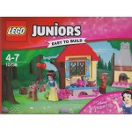 LEGO JUNIORS EASY TO BUILT 10739 LA CASETTA NEL BOSCO DI BIANCANEVE