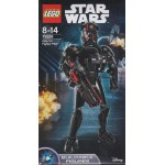 LEGO STAR WARS 75526 BUILDABLE ELITE TIE FIGHTER PILOT