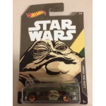 HOT WHEELS - STAR WARS CHARACTER CAR JABBA THE HUTT / DEDRA II single vehicle package FKD62