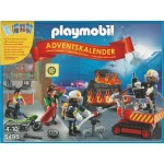 PLAYMOBIL ADVENT CALENDAR 5495 FIRE RESCUE
