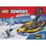 LEGO JUNIORS EASY TO BUILT 10737 BATMAN VS MR FREEZE