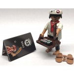 PLAYMOBIL FI?URES 9332 SERIE 13 SUSHI CHEF