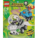 LEGO SUPER HEROES 76094 scatola danneggiata MIGHTY MICROS : SUPERGIRL VS BRAINIAC