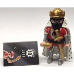 PLAYMOBIL FI?URES 9332 SERIE 13 MEDIEVAL KING