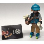 PLAYMOBIL FI?URES 9332 SERIE 13 NEWSPAPER SELLER