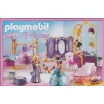 PLAYMOBIL PRINCESS 6850 PRINCESS DRESSING ROOM WITH SALON