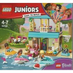 LEGO JUNIORS EASY TO BUILT 10763 STEPHANIE'S LAKESIDE HOUSE