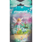 PLAYMOBIL FAIRIES 9139 FAIRY GIRL WITH RACCOONS