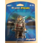 PLAYMOBIL PLAYMO - FRIENDS 9073 GUERRIERA CON SPADE