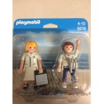 PLAYMOBIL DUO PACK 9216 CRUISE SHIP OFFICERS