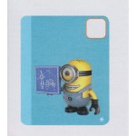 MEGA CONSTRUX FIGURE DESPECABLE ME - MINIONS SERIE 9 MINION WITH DIAGRAM