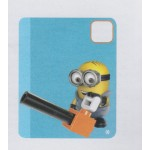 MEGA CONSTRUX FIGURE DESPECABLE ME - MINIONS SERIE 9 MINION WITH LEAF BLOWER