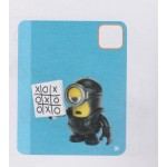 MEGA CONSTRUX FIGURE DESPECABLE ME - MINIONS SERIE 9 MINION COVERED IN INK TIC TAC TOE