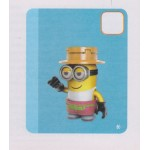 MEGA CONSTRUX FIGURE DESPECABLE ME - MINIONS SERIE 10 PRISONER MINION TOURIST WITH HAT