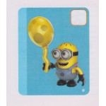 MEGA CONSTRUX FIGURE DESPECABLE ME - MINIONS SERIE 10 MINION WITH  YELLOW CHEESE BALLOON