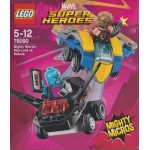 LEGO SUPER HEROES 76090 MIGHTY MICROS STAR LORD VS NEBULA