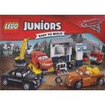 LEGO JUNIORS EASY TO BUILT 10743 CARS 3 IL GARAGE DI SMOKEY