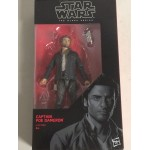 "STAR WARS black series 53 CAPTAIN POE DAMERON 6"" action figure hasbro C3292"