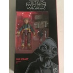 "STAR WARS black series 49 MAZ KANATA 6"" action figure hasbro C3289"