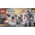 LEGO STAR WARS 75195 SKI SPEEDER VS FIRST ORDER WALKER MICROFIGHTERS