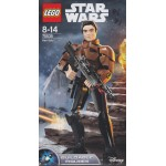 LEGO STAR WARS 75535 HAN SOLO BUILDABLE FIGURE