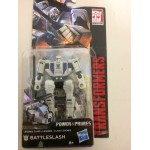 "TRANSFORMERS ACTION FIGURE 3.75"" - 9 cm POWER OF THE PRIMES BATTLESLASH Hasbro E1157"