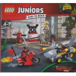 LEGO JUNIORS EASY TO BUILD 10739 NINJAGO SHARK ATTACK