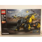 LEGO TECHNIC 42081 VOLVO CONCEPR WHEEL LOADER ZEUX