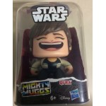 "STAR WARS MIGHTY MUGGS 12 QI' RA action figure 3.75"" - 9 cm Hasbro E2182"