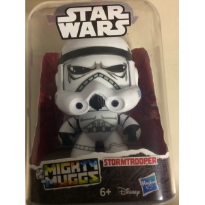 "STAR WARS MIGHTY MUGGS 13 STORMTROOPER action figure 3.75"" - 9 cm Hasbro E2183"