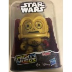 "STAR WARS MIGHTY MUGGS 16 C-3PO action figure 3.75"" - 9 cm Hasbro E2185"
