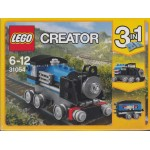 LEGO CREATOR 31054 BLUE EXPRESS 3 IN 1