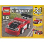 LEGO CREATOR 31055 RED RACER 3 IN 1
