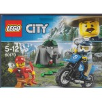 LEGO CITY 60170 OFF ROAD CHASE