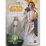 "STAR WARS ACTION FIGURE 3.75 "" - 9 cm LUKE SKYWALKER ( JEDI MASTER ) hasbro E1728"