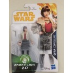 "STAR WARS ACTION FIGURE 3.75 "" - 9 cm QI 'RA hasbro E1186"