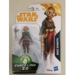 "STAR WARS ACTION FIGURE 3.75 "" - 9 cm MAZ KANATA hasbro E1676"