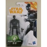 "STAR WARS ACTION FIGURE 3.75 "" - 9 cm K-2S0 hasbro E1638"