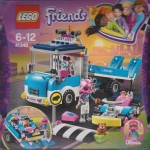 LEGO FRIENDS 41348 SERVICE & CARE TRUCK