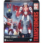TRANSFORMERS ACTION FIGURE VOYAGER CLASS ELITA- 1 POWER OF THE PRIMES Hasbro E1139