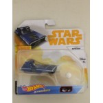HOT WHEELS STAR WARS STARSHIP HAN'S SOLO SPEEDER Mattel FJF 24