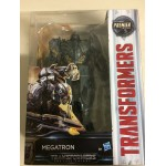 "TRANSFORMERS ACTION FIGURE 5,5"" - 15 cm MEGATRON Hasbro C2355 THE LAST KNIGHT PREMIER EDITION DELUXE CLASS"
