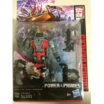 "TRANSFORMERS ACTION FIGURE 5.5 "" - 15 cm DINOBOT SLUG Hasbro E0919 POWER OF THE PRIMES DELUXE CLASS"