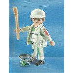 PLAYMOBIL FI?URES 5598 SERIE 9 PAINTER